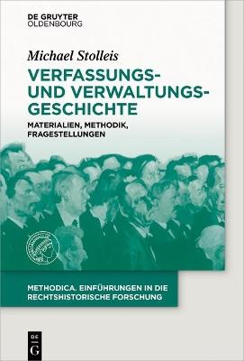 Verfassungs- Und Verwaltungsgeschichte by Michael Stolleis