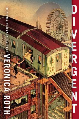 Divergent (Divergent Trilogy, Book 1) book