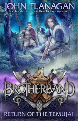 Brotherband 8: Return of the Temujai book