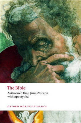 The Bible: Authorized King James Version by Robert Carroll