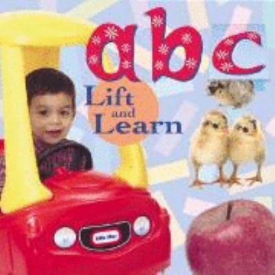ABC: Lift and Learn by Jessica Love