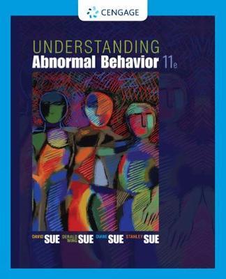 Understanding Abnormal Behavior by Derald Wing Sue