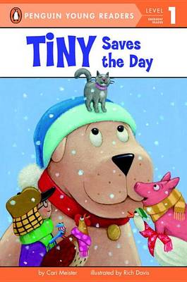 Tiny Saves the Day book