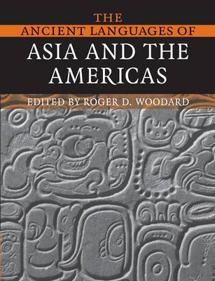 Ancient Languages of Asia and the Americas book