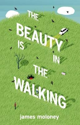Beauty is in the Walking by James Moloney