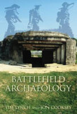 Battlefield Archaeology by Jon Cooksey