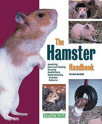The Hamster Handbook by Patricia P. Bartlett