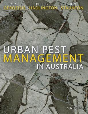 Urban Pest Management in Australia by Phillip Hadlington