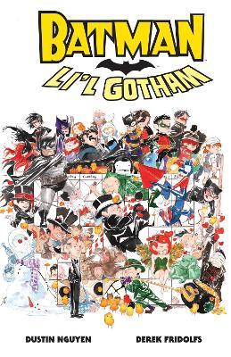 Batman A Lot Of Li'l Gotham by Dustin Nguyen