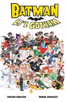 Batman A Lot Of Li'l Gotham by Dustin Nguyen