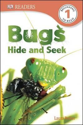 Bugs Hide and Seek book