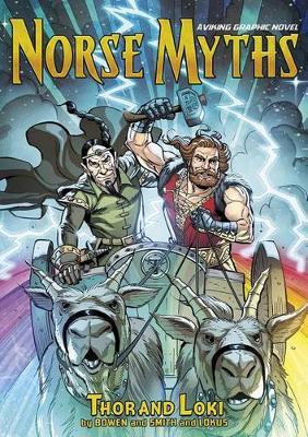 Thor and Loki book