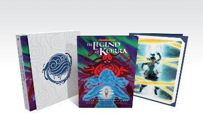 The Legend Of Korra: The Art Of The Animated Series--book Two: Spirits Deluxe Edition (second Edition) by Michael Dante DiMartino