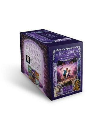 The Land of Stories 6 Book Boxed Set by Chris Colfer