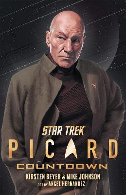 Star Trek: Picard: Countdown by Mike Johnson