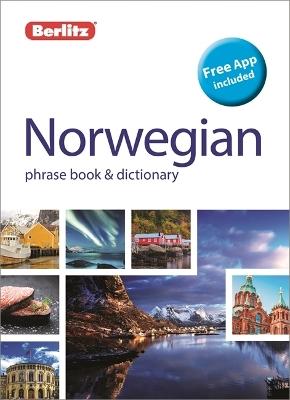 Berlitz Phrase Book & Dictionary Norwegian by Berlitz