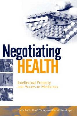 Negotiating Health by Geoff Tansey