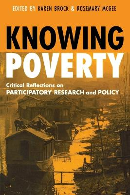 Knowing Poverty book