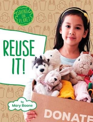 Reuse It by Mary Boone