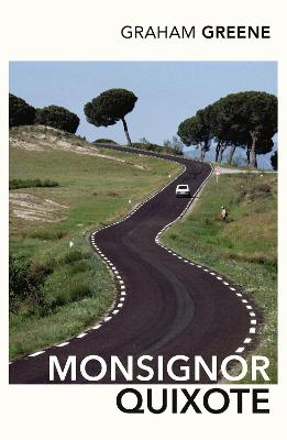 Monsignor Quixote book