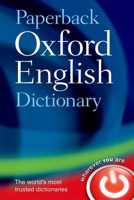 Paperback Oxford English Dictionary by Oxford Dictionaries