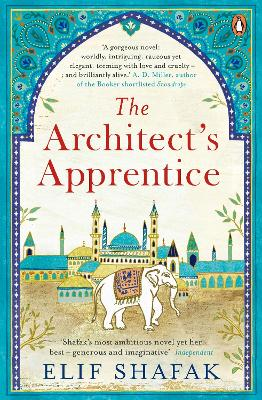 The Architect's Apprentice by Elif Shafak