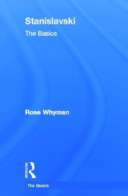 Stanislavski: The Basics book