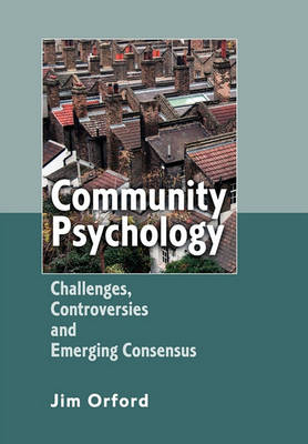 Community Psychology by Jim Orford