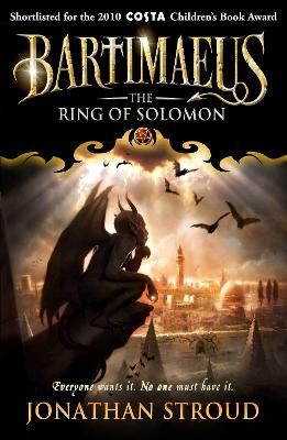 The Ring of Solomon by Jonathan Stroud