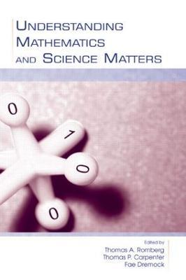Understanding Mathematics and Science Matters book