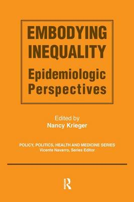 Embodying Inequality by Nancy Krieger