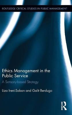 Ethics Management in the Public Service by Liza Ireni-Saban
