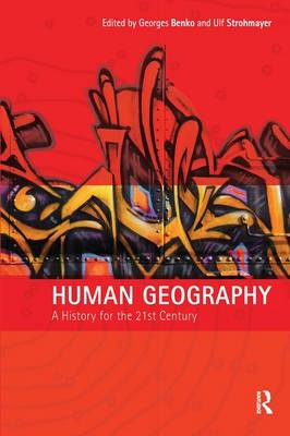 Human Geography book