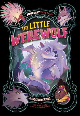 The Little Werewolf: A Graphic Novel by Stephanie Peters