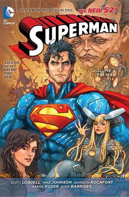 Superman Superman Volume 4: PsiWar TP (The New 52) Psiwar Volume 4 by Scott Lobdell
