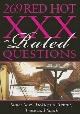269 Red Hot XXX-Rated Questions book