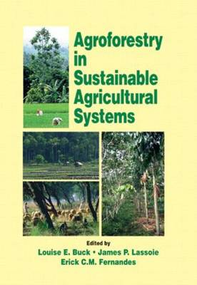 Agroforestry in Sustainable Agricultural Systems book