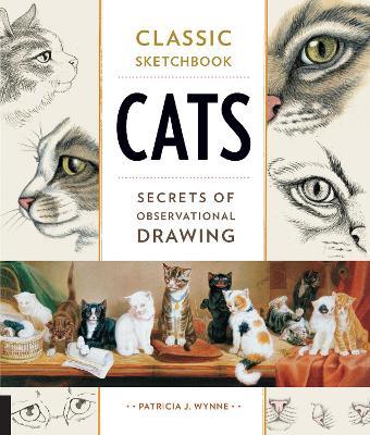 Classic Sketchbook: Cats book