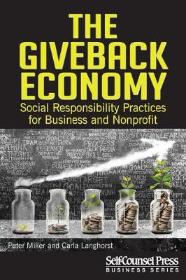 The Giveback Economy by Dr Peter Miller