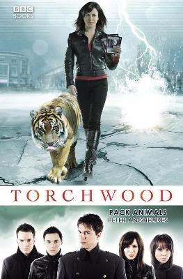 Torchwood: Pack Animals book