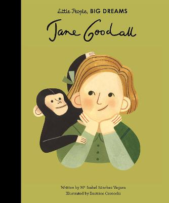 Jane Goodall: Volume 19 book