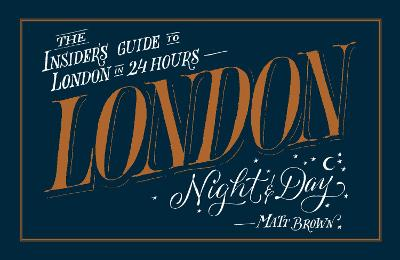 London Night and Day by Matt Brown