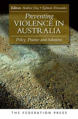 Preventing Violence in Australia by Andrew Day