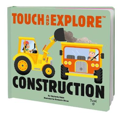 Touch and Explore Construction book