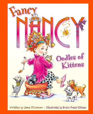 Oodles of Kittens by Jane O'Connor