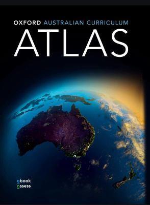 Oxford Australian Curriculum Atlas + obook assess by Peter Van Noorden