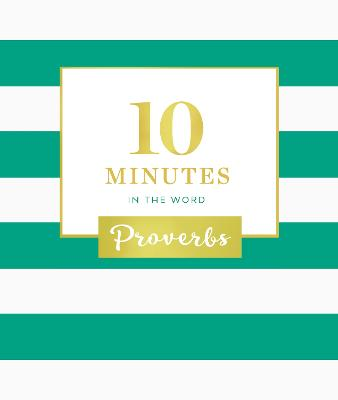 10 Minutes in the Word: Proverbs book