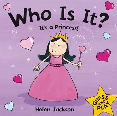 It's a Princess book