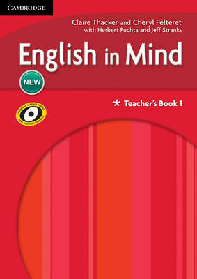 English in Mind Level 1 Teacher's Book Middle Eastern edition by Claire Thacker