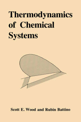 Thermodynamics of Chemical Systems book